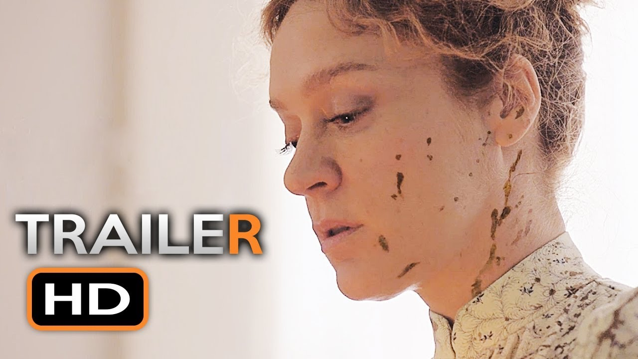 LIZZIE Official Trailer (2018) Kristen Stewart, Chloë Sevigny Psychological Thriller Movie HD