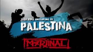 MARJINAL - PALESTINA (Nyali Besar Rakyat Palestina Batu Versus Senjata Lengkap Tentara Israel)