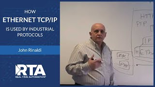 How Ethernet TCP/IP is Used by Industrial Protocols