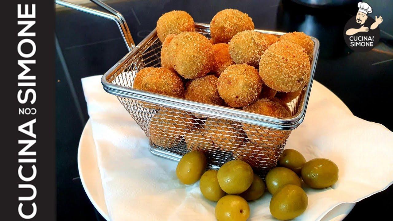 Ricetta Olive Ascolane Youtube.Le Olive Ascolane Youtube