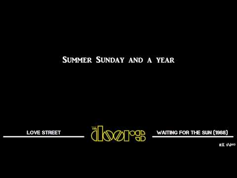 Lyrics For Love Street - The Doors