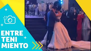 Edwin Luna habló de su casamiento con Kimberly Flores   Un Nuevo Día   Telemundo