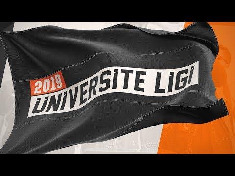 2019 Üniversite Ligi - Çeyrek Final ve Yarı Final Maçları
