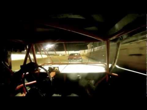 Jared Fulkroad first Enduro @ Port Royal Speedway 2012