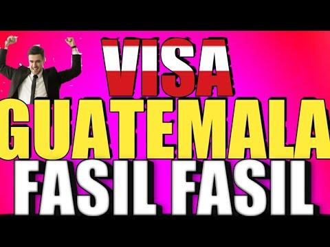 Gen Bón nouvél pou moun ki tap mande visa Guatemala yo.#moliere petithomme #haiti Haitianyoutuber