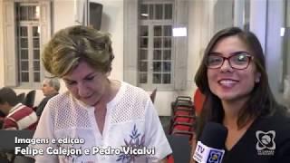 DIRETO DA SESSÃO - Jamila pede continuação de serviço e homenageia moradora