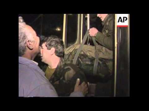 Bosnia - Moslem-Croat Federation Frees Serb POWs