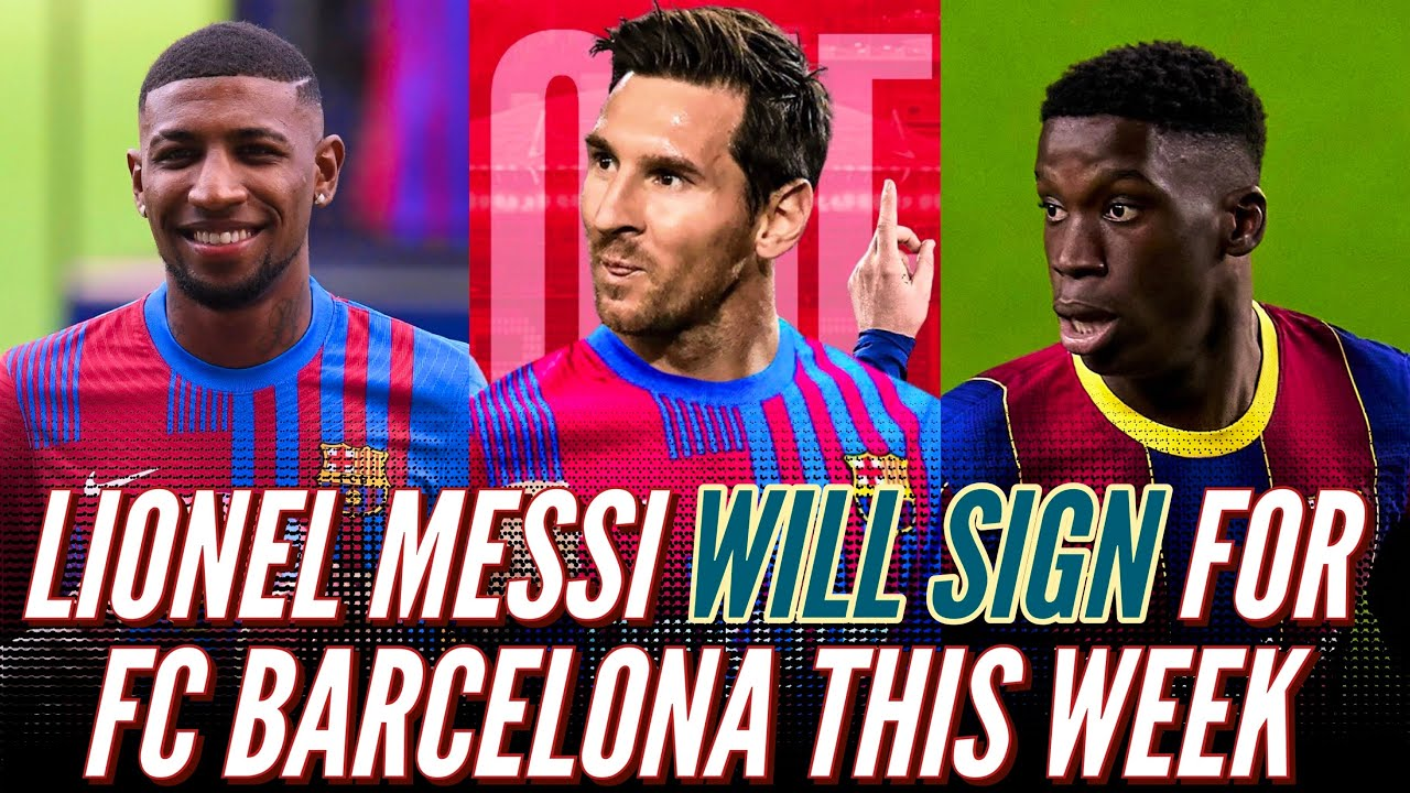 ‼️🚨 Barcelona Want to ANNOUNCE Messi's Renewal IMMEDIATELY: Laporta Is FIRM on Moriba's Contract
