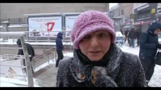 عاصفة ثلجية في تركيا هي الأقوى منذ 6 سنوات