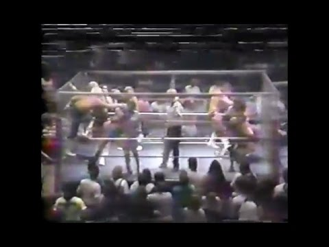 Continental Wrestling 7/29/89 Full Episode