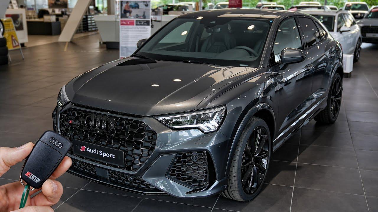 2021 Audi RS Q3 Sportback (400hp) - Sound & Visual Review!