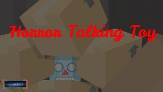 Scary Talking Toy-Horror Story (Animated in Hindi) |IamRocker|