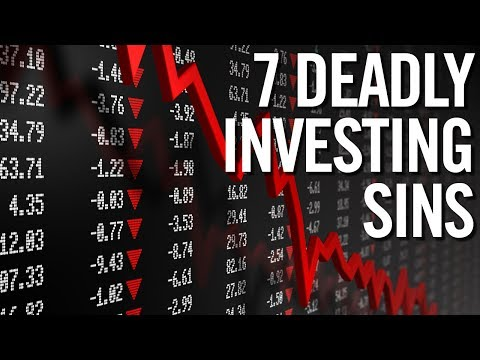 THE 7 MISTAKES BEGINNERS MAKE! 📈 Stock Market For Beginners