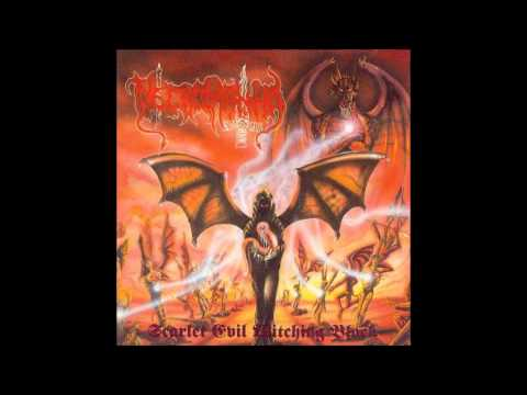 Necromantia - Scarlet Evil Witching Black (Full Album) thumb