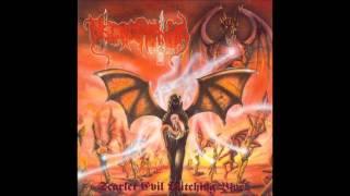 Necromantia - Scarlet Evil Witching Black (Full Album)