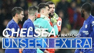 Sensational Kepa Arrizabalaga Save Seals Victory | Watford 1-2 Chelsea | Unseen Extra