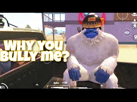 WHY YOU BULLY ME? | PUBG.exe
