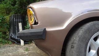 Форд. Покраска крыла металликом под лак+подготовка(Как покрасить крыло или другую часть автомобиля металиком под лак вы можете увидеть в этом видео. Подписыв..., 2015-05-29T19:58:44.000Z)