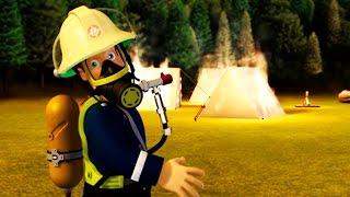 🔥 Sam il Pompiere Domatore di Incendi | 40 Minuti | Sam il Pompiere Italiano Nuovi Episodi  2017 🚒