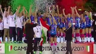 Campagna Abbonamenti Igor Volley Novara 2017-18