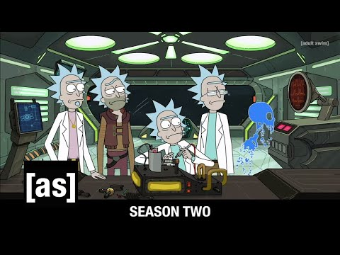 Seasons 1-3 Opening Credits | Rick and Morty | adult swim
