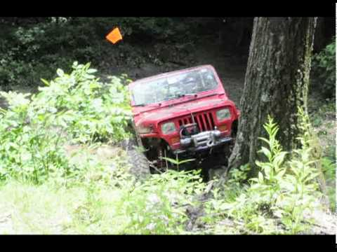 Jeep Roll over at Mission Impossible