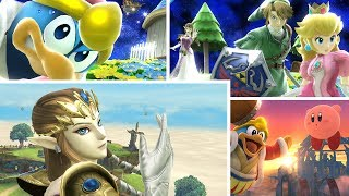 Smash Bros. News Round-up for 3DS & Wii U