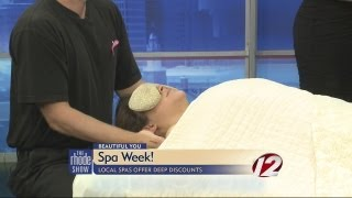 National Spa Week returns to RI