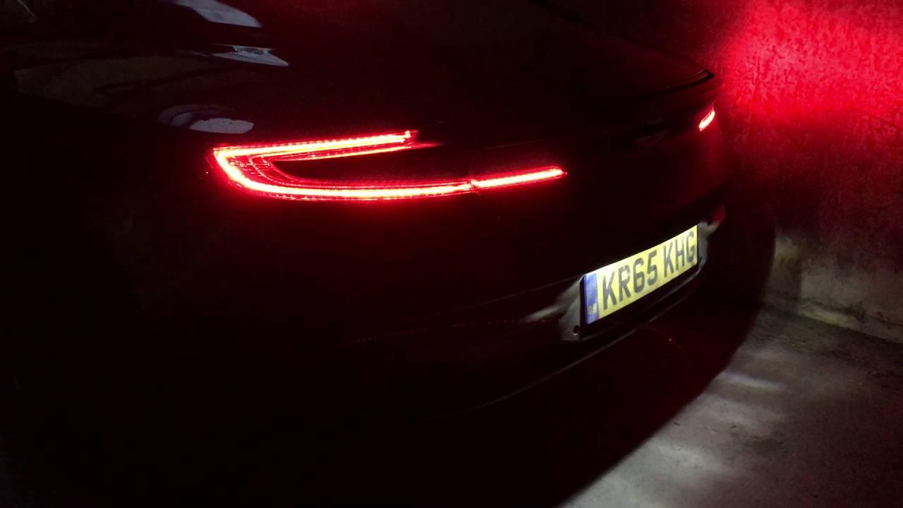 Aston Martin Db11 Sound Youtube