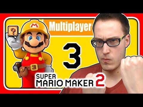 Livestream! Super Mario Maker 2 [Multiplayer / German] (Stream 3)