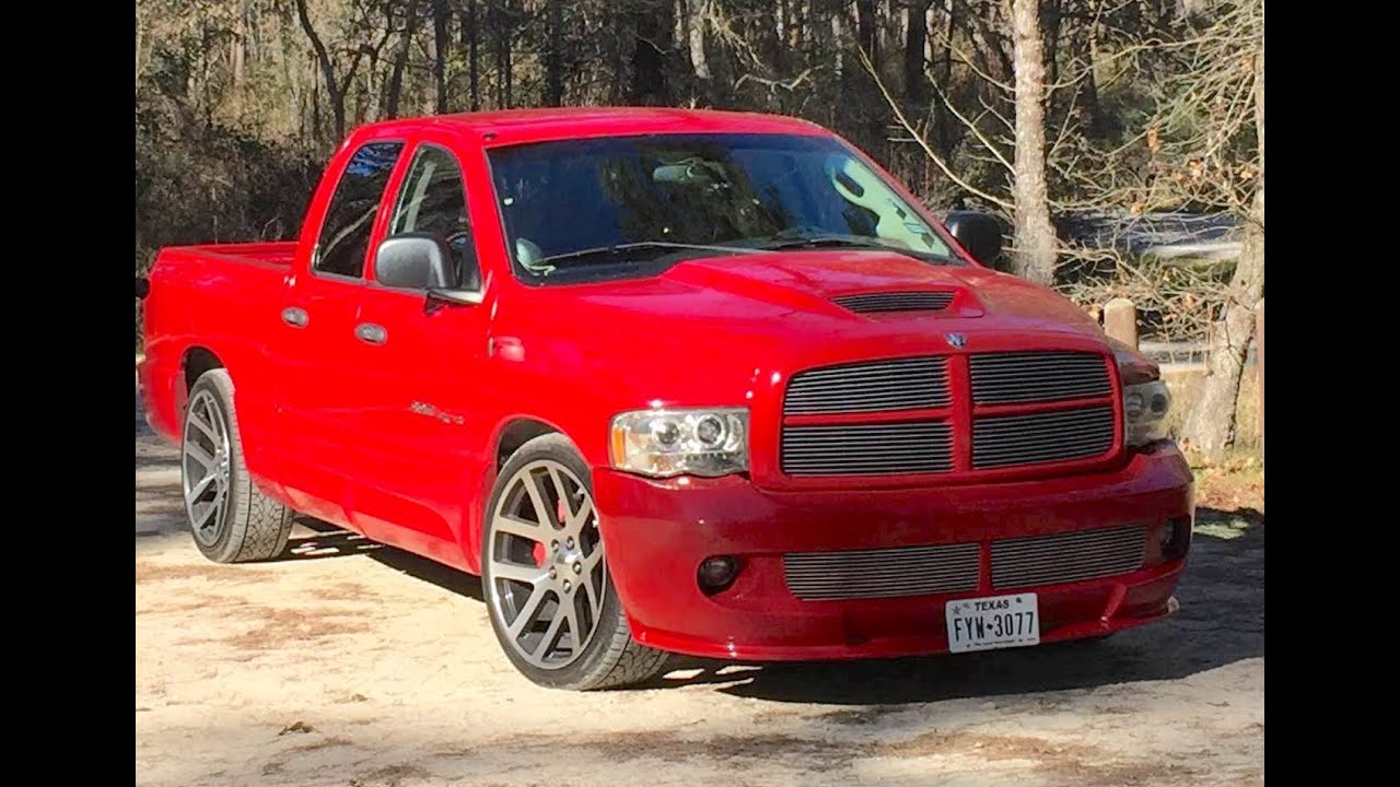 2005 Dodge Ram Srt 10 Quad Cab Texas One Take Youtube