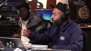 Ebro Keeps It Real & Addresses Racism In America