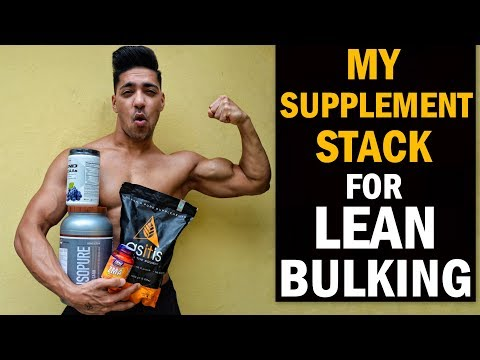 my-supplement-stack-for-lean-bulking-|-top-5-bodybuilding-supplement
