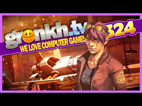 0324 🔴 PLEASE LOVE MY COMPUTER GAME & REBEL GALAXY OUTLAW 🔴 Gronkh Livestream | 09.08.2019
