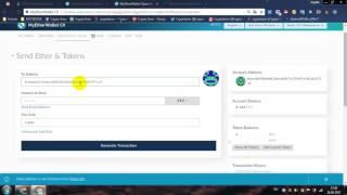 how to buy eos eos token distribution check description