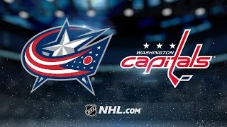 Oshie, Capitals defeat Blue Jackets in shootout, 2-1
