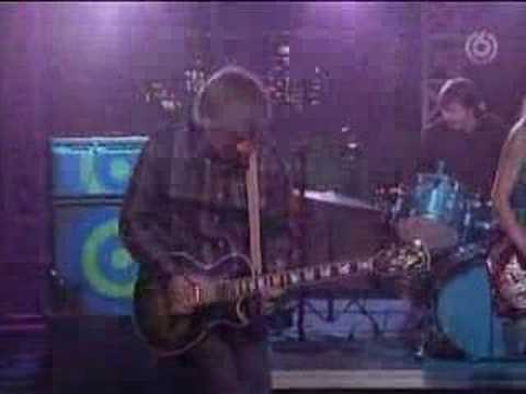 SONIC YOUTH - Incinerate (Live Letterman 2006)