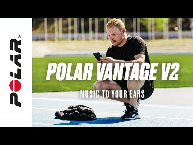 Polar Vantage V2 | Music to Your Ears