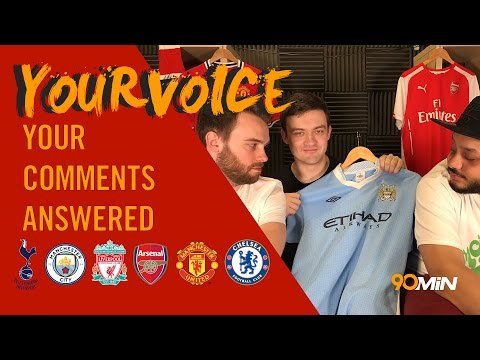 Were Chelsea lucky vs Man United with Herrera red card!? | Can Man City win the UCL!? | YourVoice