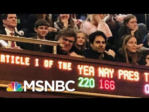 Michael Moore: GOP 'Dying Dinosaurs,' Impeach Them | The Last Word | MSNBC