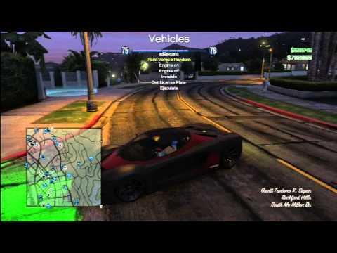 how to get a gta 5 mod menu ps3