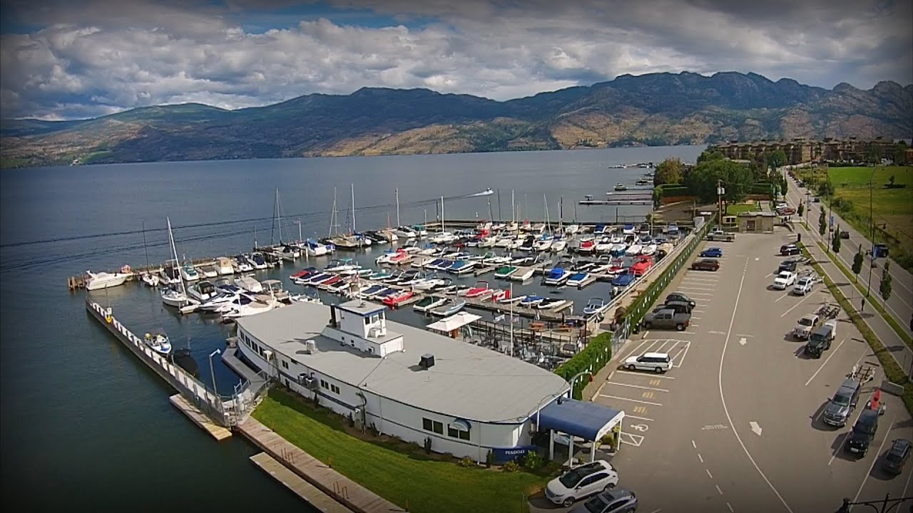 West Kelowna Yacht Club Wedding Venue