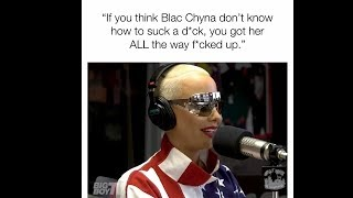 Amber Rose Reveals 21 Savage break up plus defends Blac Chyna head game in tape