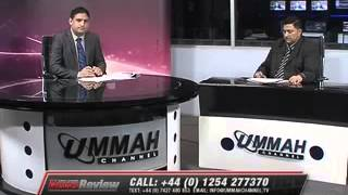 News Review with Kamran Pirzada ( Operation Against Taliban )