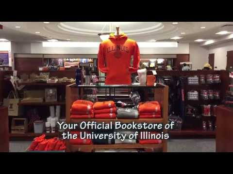 Illini Bookstore Tour