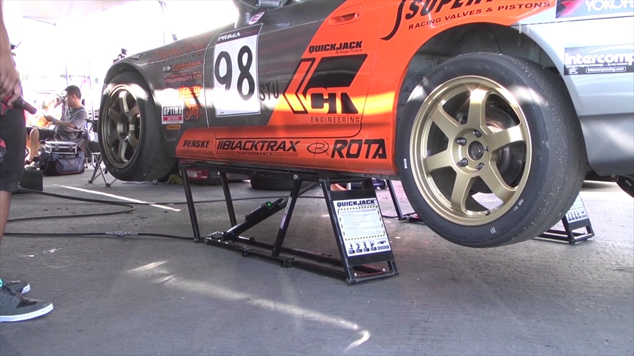 This Portable Jack Lifts Your Car In Seconds Youtube