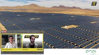 El rol de las Energías Renovables en Chile - Entrevista a Enel Green Power