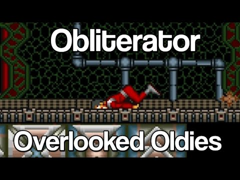 Obliterator, Amiga - Overlooked Oldies