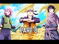 Naruto Shippuden Ultimate Ninja Storm 4 Walkthrough Part 8 Team 7 Reunited Let s Play Gameplay