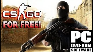 How To Download CSGO For FREE on PC With Multiplayer! (2017/2018)